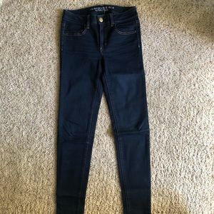 American Eagle Super Stretch Skinny Jeans Size 4